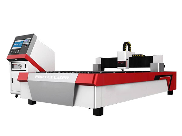 700w Fiber Laser Cutting System for Brass Copper Cutting-PE-F700-3015