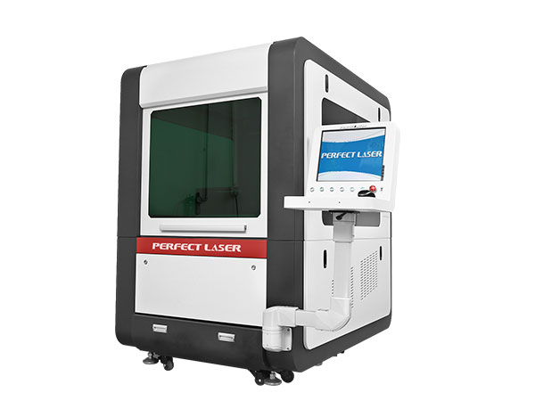 Small Scale Fiber Laser Steel Cutting Machine for Carbon Steel Cutting -PE-F4040 6060 6040