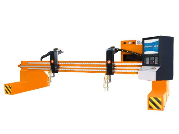 Perfect Laser Light Gantry Type CNC Plasma Cutting Machine for Sheet Metal-PE-CUT-A5