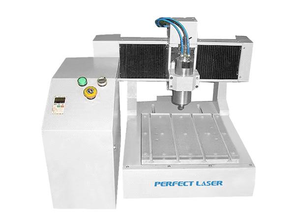 Small Wood Metal CNC Engraving Machine/ PEM-3030S Rotary Type-PEM-3030