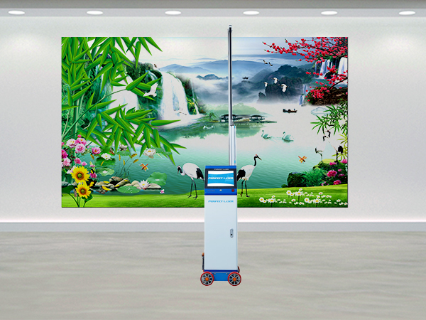 Economical Wheel Type UV Wall Printer-PE-UV30