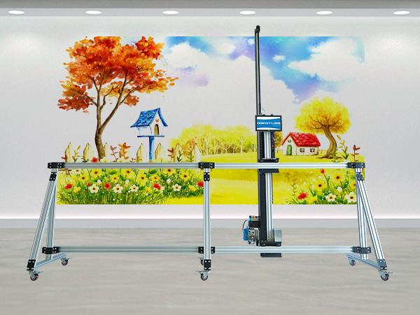 New Generation Intelligent Inkjet Printer For Wall Mural-PE-S80