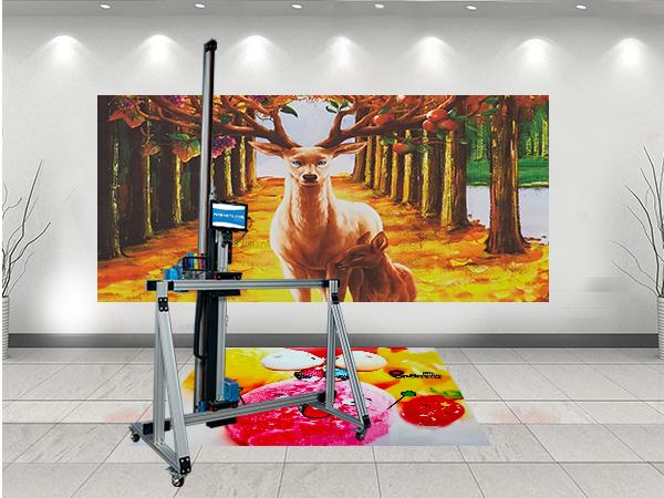 5D Floor Ground Wall Inkjet Printing machine-PE-S10